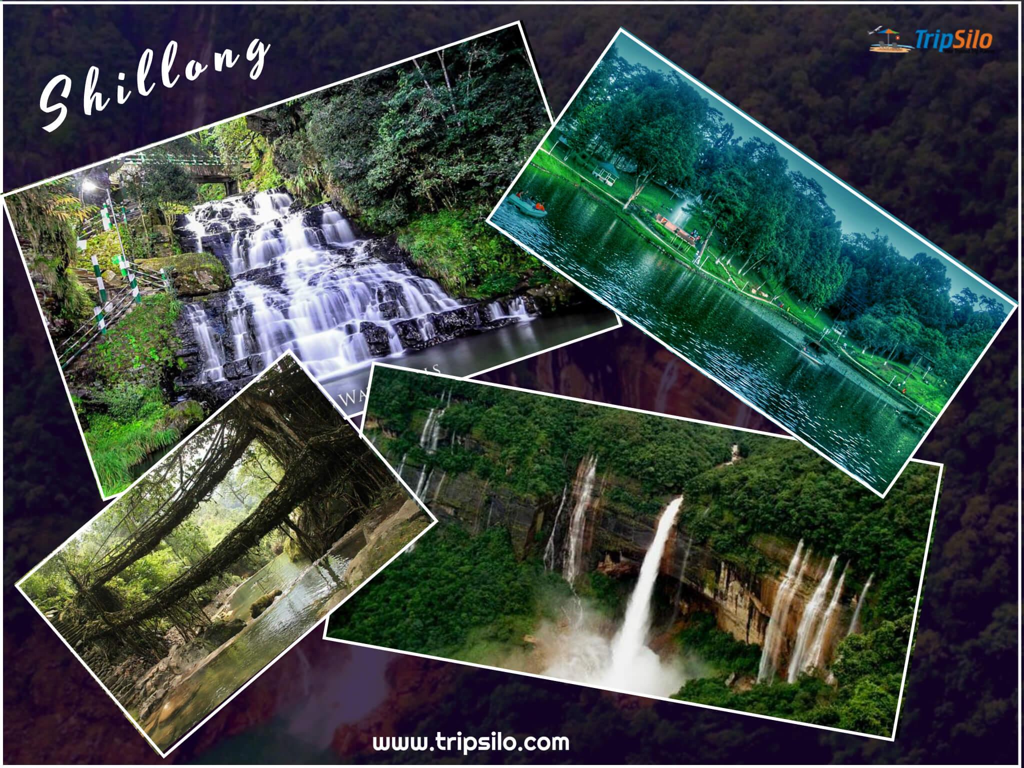 মেঘালয়ের রাজধানী শিলং ভ্রমণের যাবতীয় তথ্য