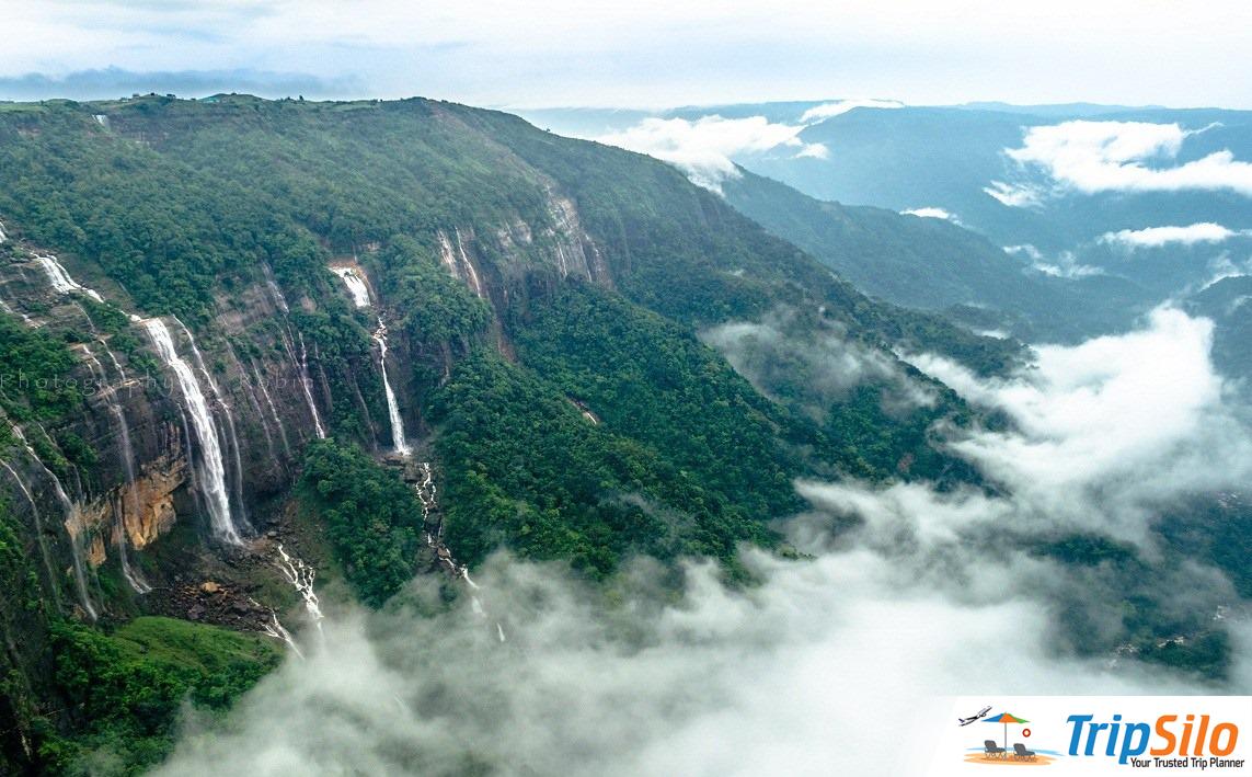 শিলং ভ্রমণের - ট্রিপ প্ল্যান